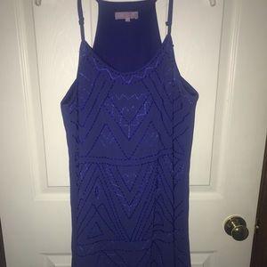 Blue Formal dress!